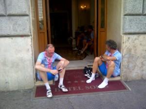 12juni2012_16_We zijn in Rome en er zijn niet genoeg kamers in het hotel!