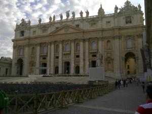 12juni2012_18_De St Pieter, waar we morgen de Paus ontmoeten
