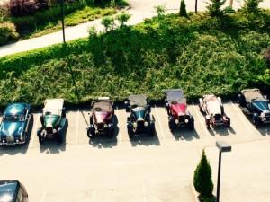 Juni 2, 2015 Leuk wagenparkje voor de deur (12)