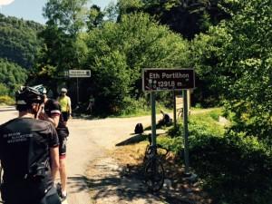 Juni 3, 2015 Eerste klim zit er weer op (2)